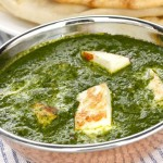 Saag Paneer | Photo via Facebook