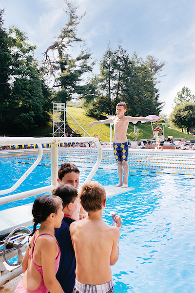 Swimming Holes Worth Discovering in and Around Philly