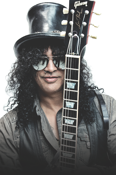 Catch slash at WMMR's MMRBQ on May 16th.