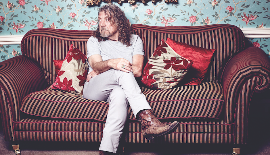 Robert Plant plays TK on TK.
