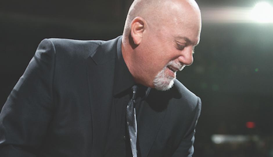 Billy Joel plays TK on TK.