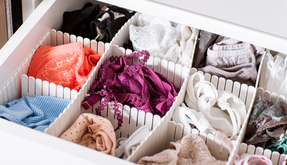 c0c7e47148f42d Market Report: How to Create the Perfect Underwear Drawer With Just ...