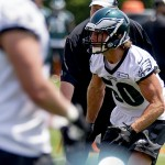 Kiko Alonso / Photo by Jeff Fusco