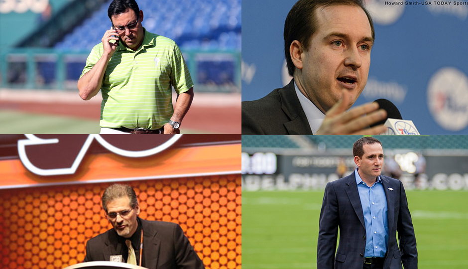 Clockwise: Bill Streicher-USA TODAY Sports / Howard Smith-USA TODAY Sports / Jeff Fusco / Bill Streicher-USA TODAY Sports
