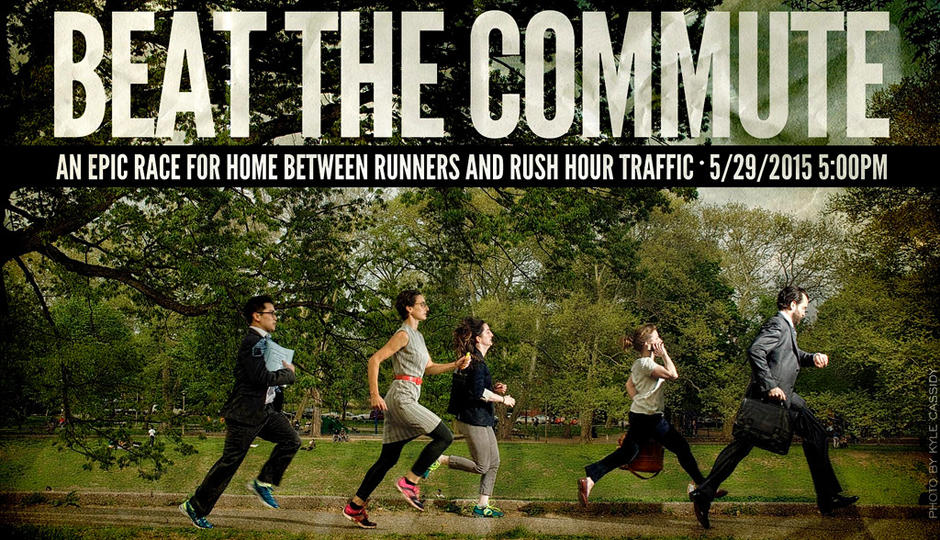 beat the commute