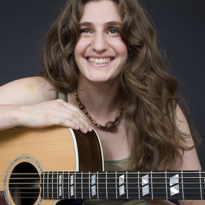 Singer-songwriter Chana Rothman hosts a release party for her new album, Rainbow Train.