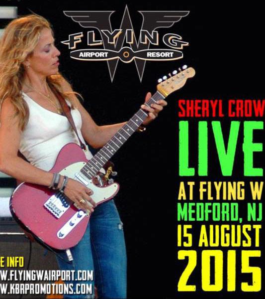 Fake Sheryl Crow concert