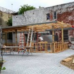 9th and Wharton PHS Beer Garden opens Friday at 5 p.m.