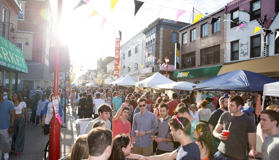 South Street Festival. Photo | South Street Headhouse District