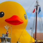 World's Largest Rubber Duck