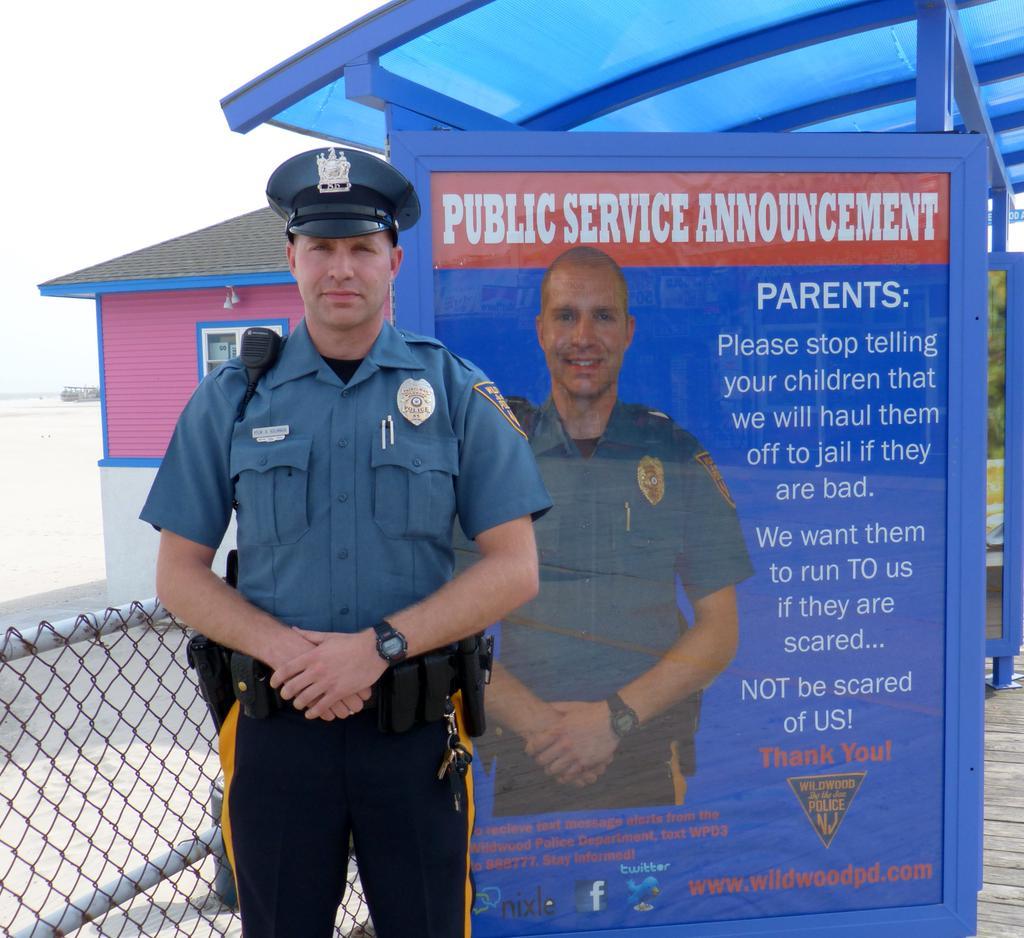 Wildwood Police Dept. - PSA