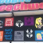 Wildwood Boardwalk T-Shirts, 2015