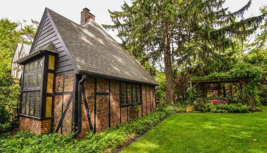 Main Line Monday: Three-Bedroom Nestled in Storybook English