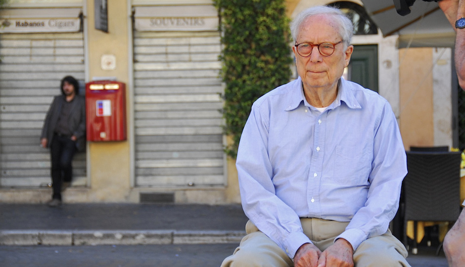 Robert Venturi in Rome in 2008 | Photo: Todd Sheridan via Flickr. Used under Creative Commons License