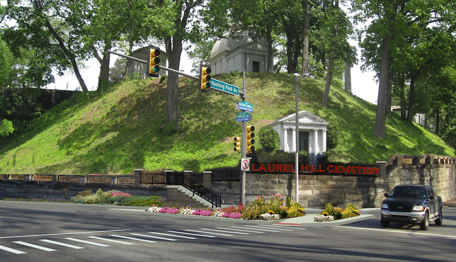 Rendering courtesy of Laurel Hill Cemetery