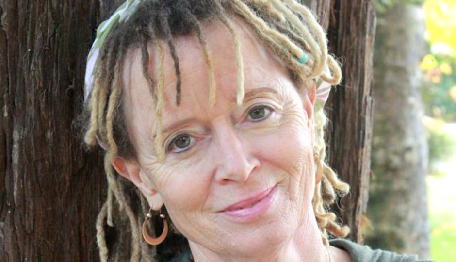 Anne Lamott, from her official Facebook page.