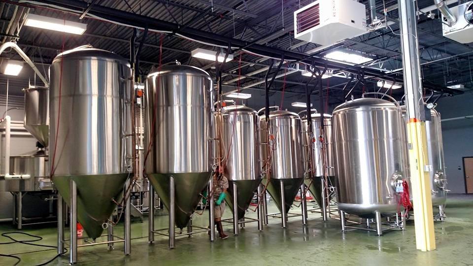 2SP Brewing Cellar