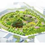 Central Green | Via The Navy Yard and James Corner Field Operations