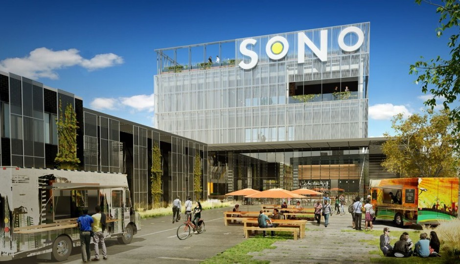 SoNo | Renderings and video via Alliance Partners HSP