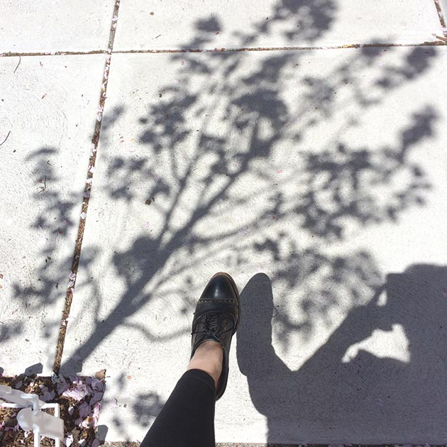 Elena Brennan, shoe boutique Bus Stop.