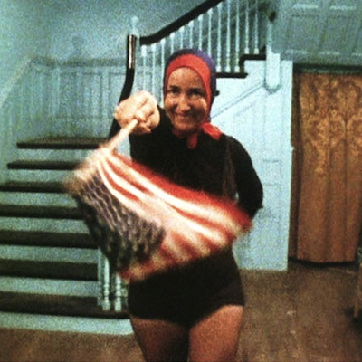 """Clearly, not me: A scene from """"Grey Gardens."""""""