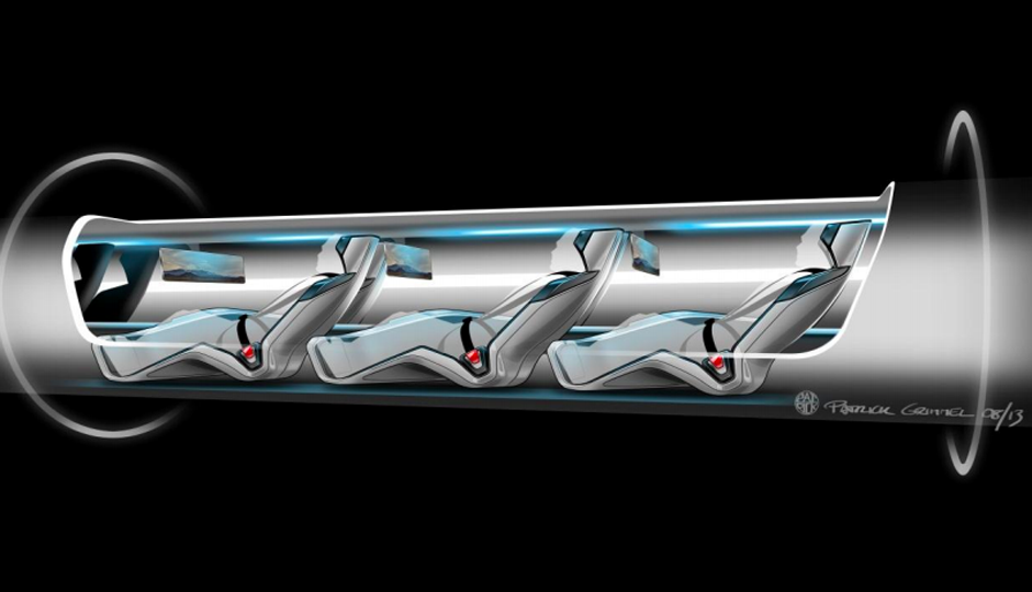 A Tesla Motors mockup of the Hyperloop.  (http://www.teslamotors.com/sites/default/files/blog_attachments/hyperloop_alpha3.pdf)