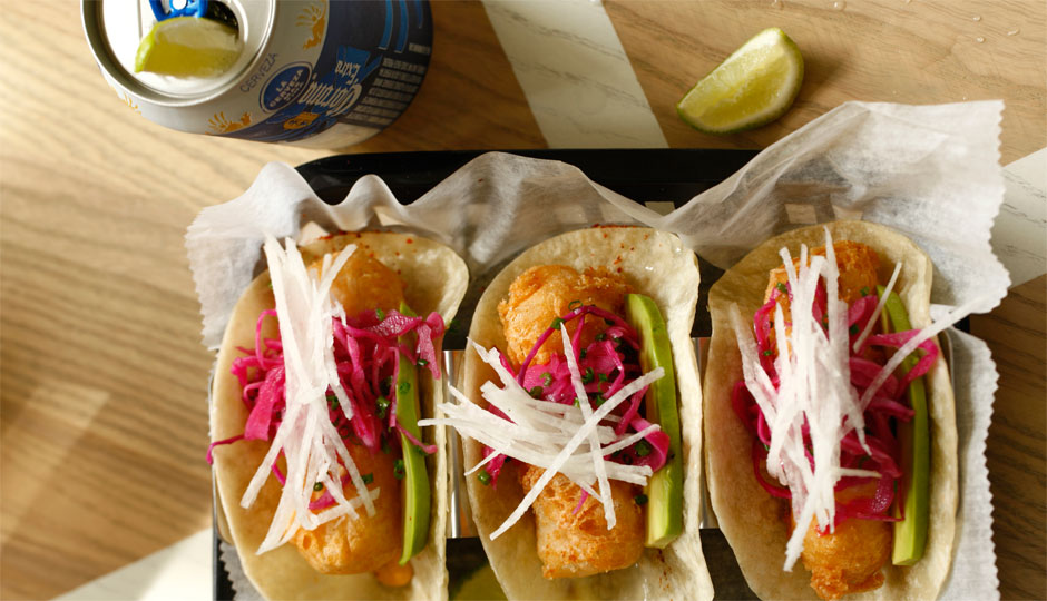 Fish Tacos | Photo by Jason Varney