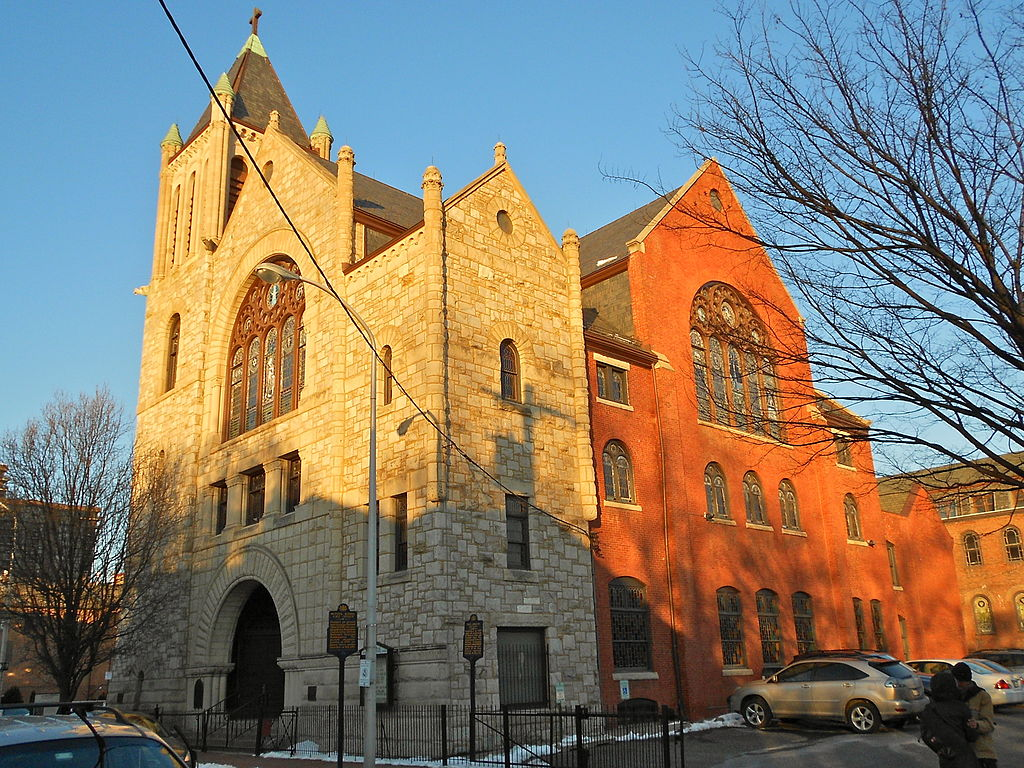 Mother Bethel AME Church in Philadelphia (Photo by Smallbones via Wikimedia Commons)