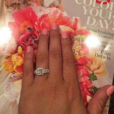 Alyssa's ring!