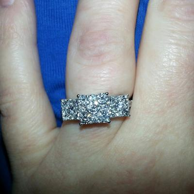 Laura's ring!