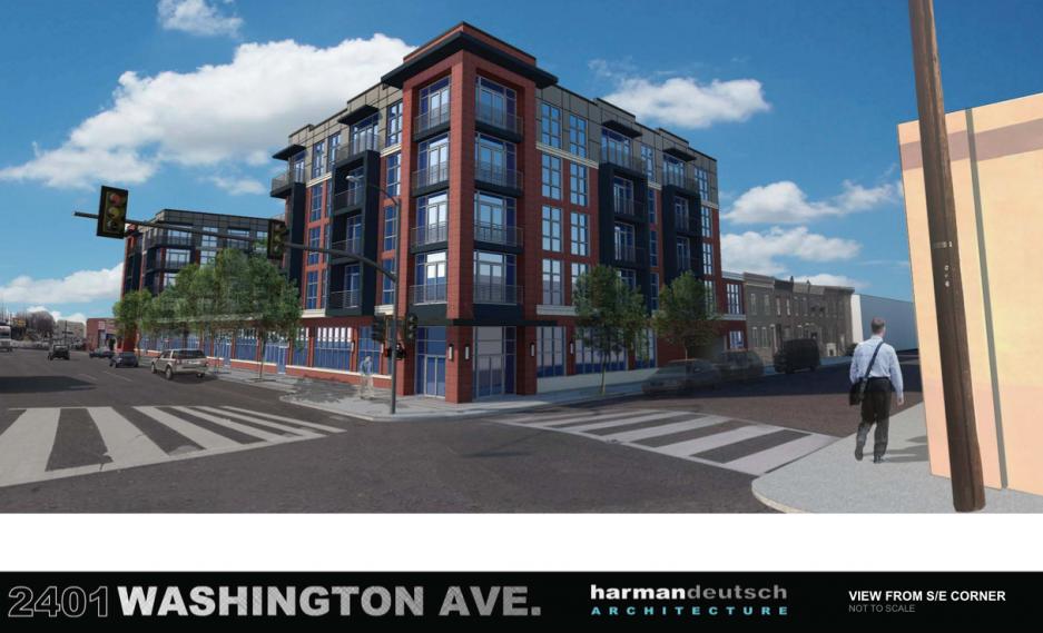 2401 Washington Avenue | Harman Deutsch