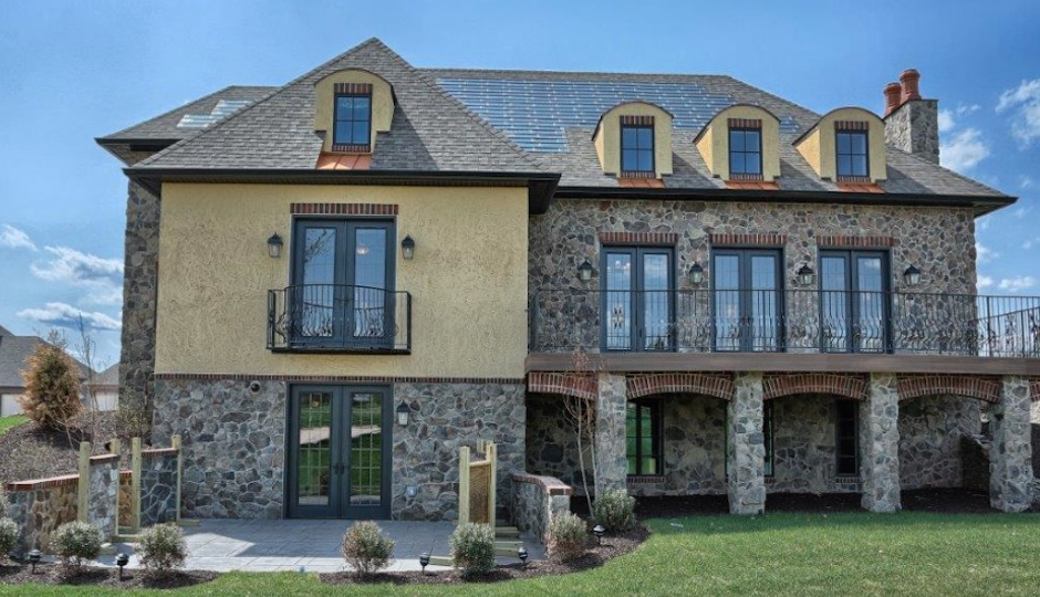 The model home at the Links at Gettysburg | Photos: High Performance Homes