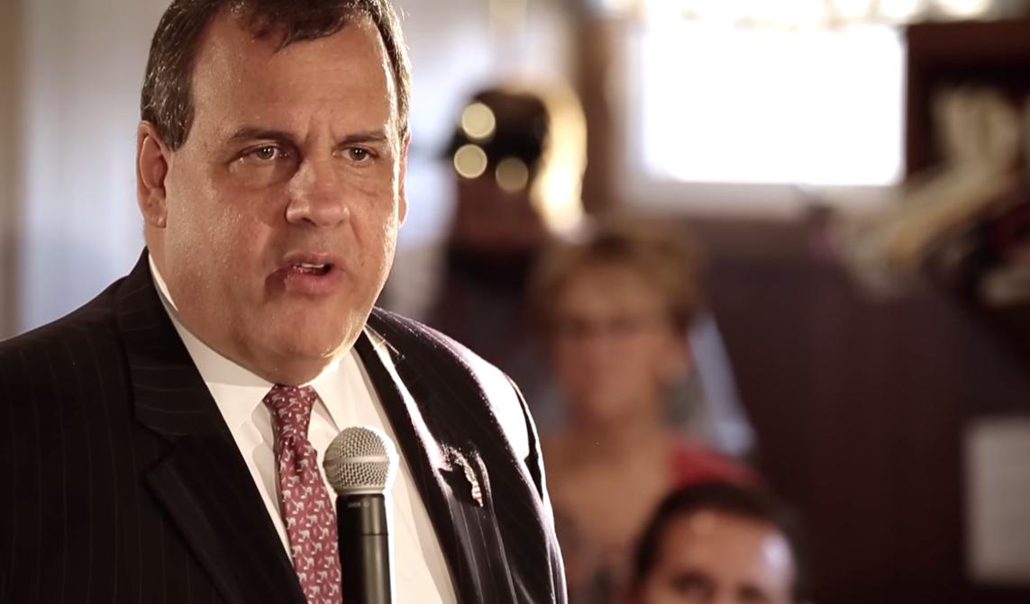 Christie 2016 campaign video