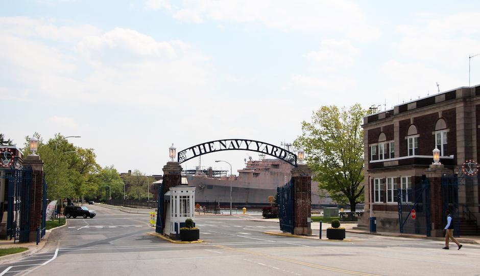 The Navy Yard   Photo: PIDC