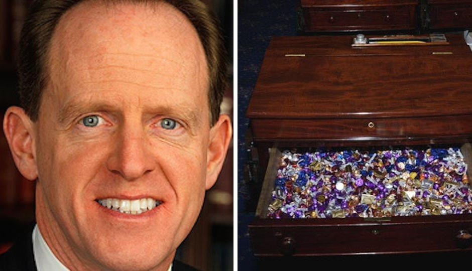 Toomey Candy