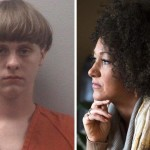 Dylann Roof, left. Rachel Dolezal, right. (Dolezal photo: AP)
