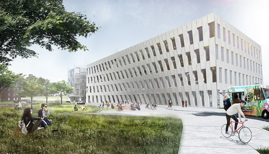 1200 Intrepid | Rendering via Bjarke Ingels Group/PIDC