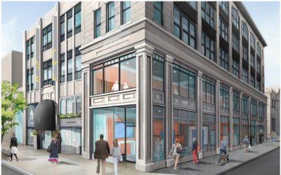 Future AT&T Store at 1501 Walnut Street