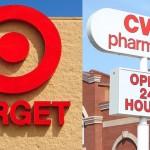 Target and CVS just struck a monster deal. (artzenter/Shutterstock and AlbertHerring/ Wikimedia Commons)