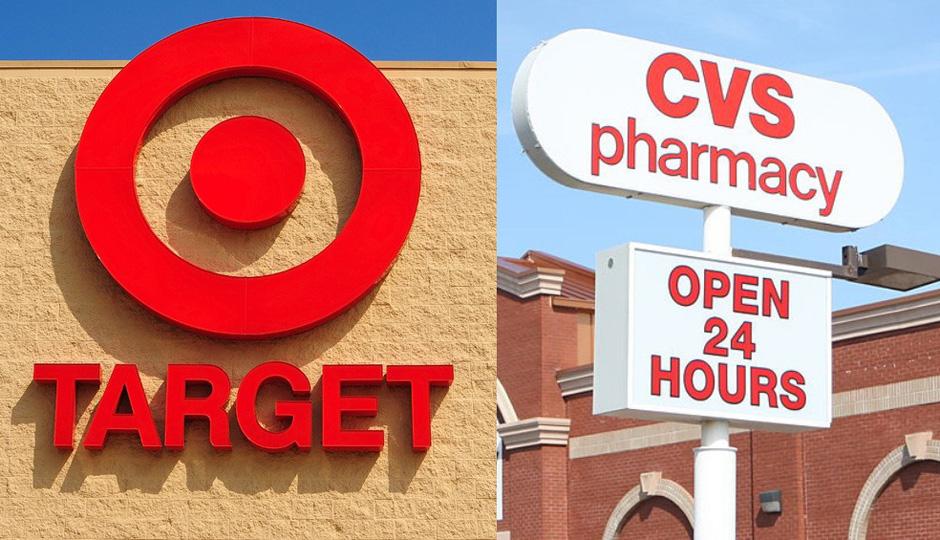 target and cvs just struck a monster deal artzentershutterstock and albertherring - Cvs Pharmacy Christmas Hours
