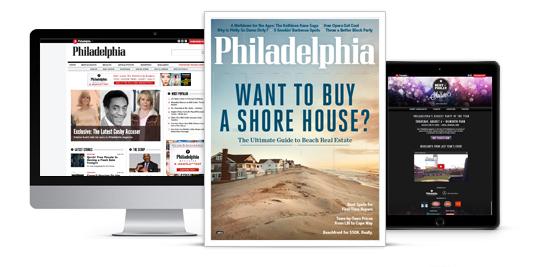 Philadelphia magazine Digital, Print and Experiential