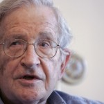 Noam Chomsky (AP Photo/Nader Daoud)