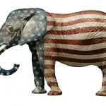 republicnan elephnt