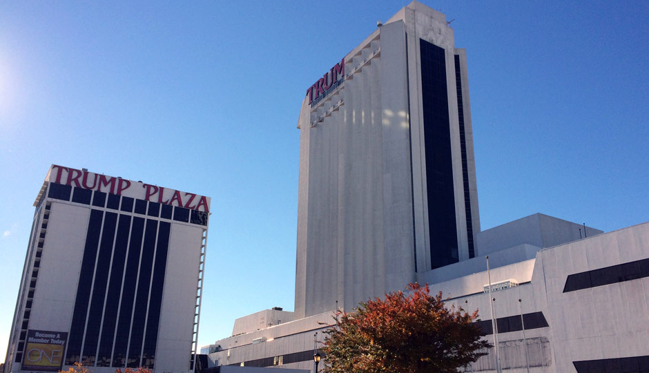 Trump Plaza in November 2014