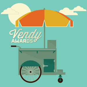 The Vendy Awards 2015.