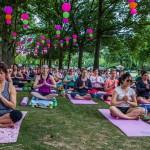 Yoga Mala at Lemon Hill   Photo via Facebook