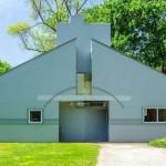 The Vanna Venturi House | Photos: Steve Davis and Steven Goldblatt, via Kurfiss Sotheby's International Realty