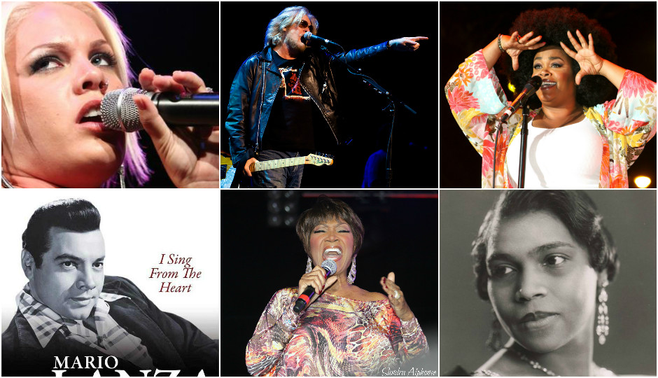 13 all-time-best philly singers