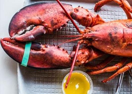 Vickers Restaurant Lobster Summer