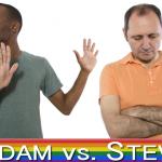 Adam V Steve